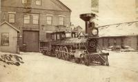 The 'North America' of the Panama Railroad