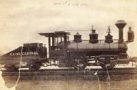 Train 4 of the Maine Central Railroad