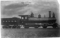 Locomotive #14