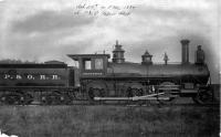 Chocorua, locomotive
