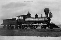 Northern Pacific Railroad's engine #225