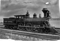 Maine Central Railroad Engine #68