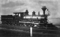 Northern Pacific Railroad Engine #187
