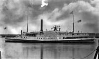 City of Richmond steam ship