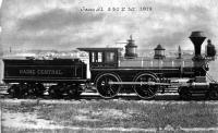 Railroad locomotive #65