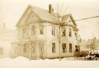 51 Irving Street, Portland, 1924