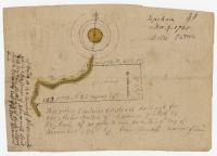 Acter Patten map, Topsham, Nov. 9, 1765