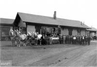 Belfast & Moosehead Lake Railroad, ca. 1925