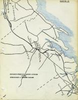 Freeport electric railroads map, ca. 1929