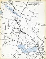 Sabattus Village to Dennis Hill electric railroads, ca. 1941