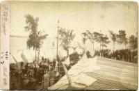 GAR encampment, Portland, 1886