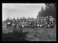 Maine Infantry reunion, 1923