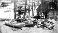 Brunswick Canoe Club, ca. 1890