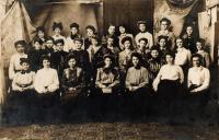 Adelphiah Club, ca. 1890