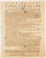North Yarmouth Copy of the Declaration of Independence