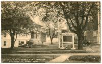 Veterans Memorial, Lubec, ca. 1948