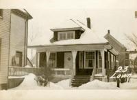 23 Lawn Avenue, Portland, 1924