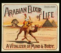 Trademark for Arabian Elixir of Life