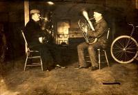 Chandler's Band members, ca. 1897