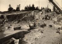 Stonecutters, Deer Isle, c. 1930