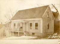 16 Liberty Street, Portland, 1924