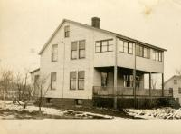 140-154 Lexington Avenue, Portland, 1924