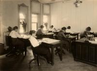 Gannett Publishing Company, Augusta, ca. 1920