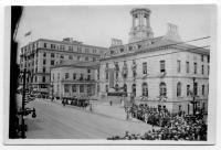 City Hall dedication, Portland, 1912