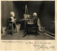 Stephen A. Douglas Volk, Fryeburg, ca.1931