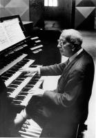 Dr. Alfred Brinkler, FAGO, fifth municipal organist
