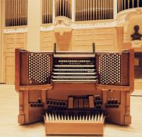 Kotzschmar Memorial Organ, Portland, 2000
