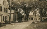 Portland Street, West Buxton, 1913
