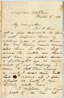 Pvt. John Sheahan on Union chances, Virginia, 1863