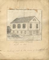 Abyssinian Church, Portland, ca. 1890