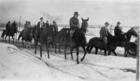 Riding Club, Poland Spring, ca. 1900