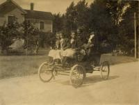 Stanley Steam Car, ca. 1903