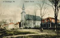 Skowhegan Catholic Church, 1908