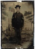 Sgt. Nelson W. Jones, 3rd Maine Infantry, ca. 1862