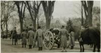 Gen. O.O. Howard funeral, Burlington, Vt., 1909