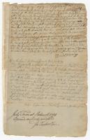 Ten Mile Falls deposition, 1793