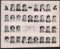 Surry Grammar School, class photo 3-4-5, 1958-59