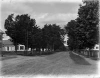 Upper Main Street, Strong, ca. 1909