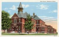 Biddeford High School, 1888
