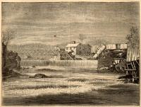 Railroad disaster at Buckfield, April 27, 1869