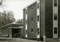Scott Hall, Farmington State Teachers College, ca. 1960