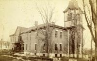 Farmington State Normal School, ca. 1880s