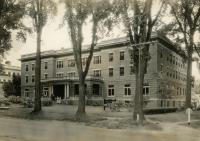 Mallett Hall, Farmington State Normal School, 1936