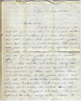 John P. Sheahan on court martial, Virginia, 1865