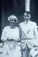 Martha Root and George Miller, 1930s