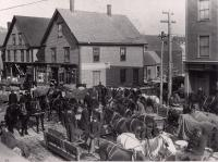 Main Street, Fort Fairfield, 1890